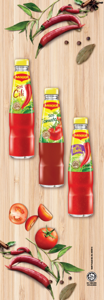 MAGGI Red Sauces